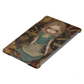 """""""Alicia en caja del aire del iPad del mecanismo"""" Funda Para iPad Air"""