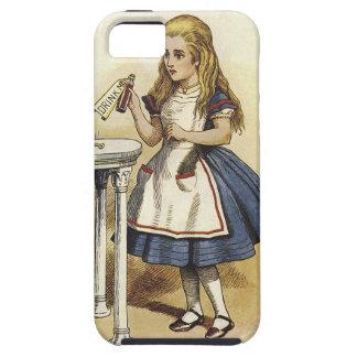 Alicia en caja dura del teléfono elegante del país iPhone 5 carcasas
