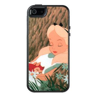 Alicia en dormir 2 del país de las maravillas funda otterbox para iPhone 5/5s/SE