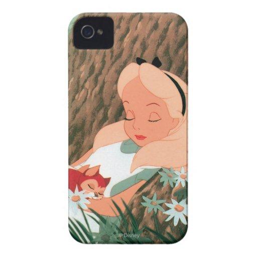 Alicia en dormir del país de las maravillas iPhone 4 coberturas