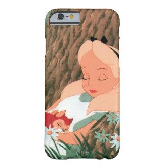 Alicia en dormir del país de las maravillas funda barely there iPhone 6