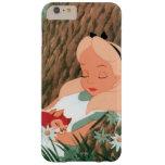 Alicia en dormir del país de las maravillas funda para iPhone 6 plus barely there
