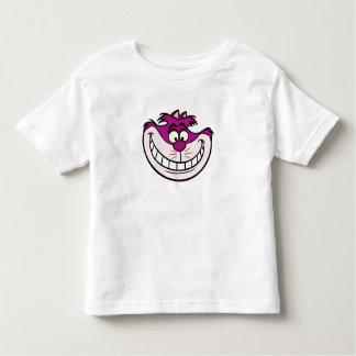 Alicia en el gato Disney de Cheshire del país de Camisas