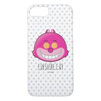 Alicia en el gato Emoji del país de las maravillas Funda iPhone 7