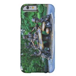 Alicia en el país de las maravillas - Central Park Funda Barely There iPhone 6