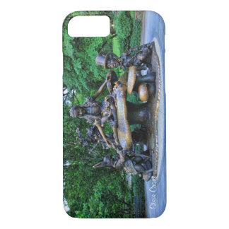 Alicia en el país de las maravillas - Central Park Funda iPhone 7