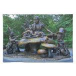 Alicia en el país de las maravillas - Central Park Manteles