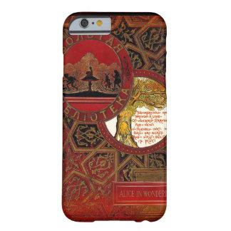 Alicia en el país de las maravillas que ofrece 'el funda de iPhone 6 barely there