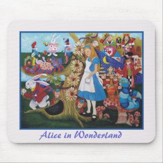 Alicia en el país de las maravillas alfombrillas de ratón