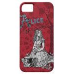 Alicia en el país de las maravillas - Tim Burton iPhone 5 Case-Mate Coberturas