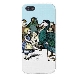 Alicia en iphone del país de las maravillas 5 anim iPhone 5 funda