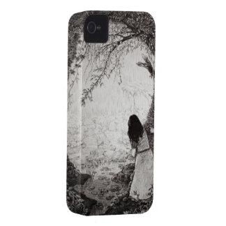 Alicia en neverland Case-Mate iPhone 4 protectores