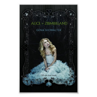 ¡Alicia en Zombieland para su pared! Impresiones