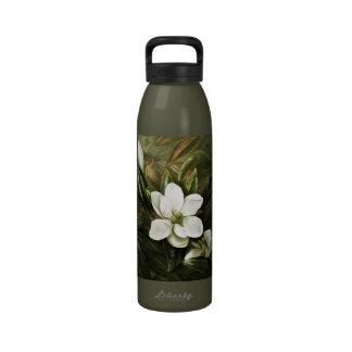 Alicia H Laird Magnolia Grandflora Botellas De Agua Reutilizables