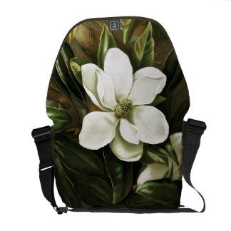 Alicia H Laird Magnolia Grandflora Bolsas De Mensajería