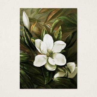 Alicia H. Laird: Magnolia Grandflora Business Card