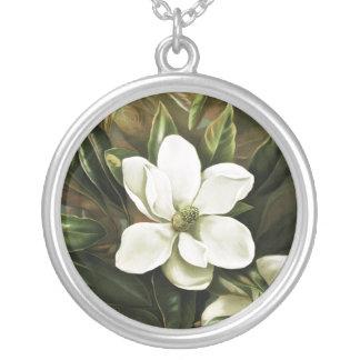 Alicia H Laird Magnolia Grandflora Colgantes