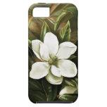 Alicia H. Laird: Magnolia Grandflora iPhone 5 Case-Mate Cárcasas
