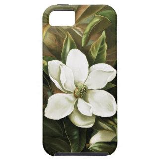 Alicia H Laird Magnolia Grandflora iPhone 5 Case-Mate Cárcasas