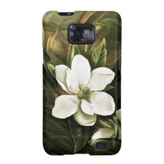 Alicia H Laird Magnolia Grandflora Galaxy S2 Carcasas