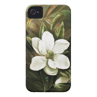 Alicia H Laird Magnolia Grandflora iPhone 4 Case-Mate Cobertura