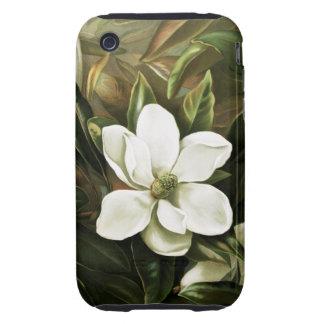 Alicia H Laird Magnolia Grandflora iPhone 3 Tough Cárcasas