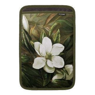 Alicia H Laird Magnolia Grandflora Funda Macbook Air