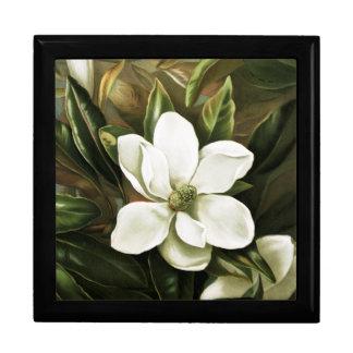 Alicia H. Laird: Magnolia Grandflora Jewelry Box