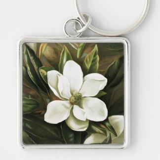 Alicia H. Laird: Magnolia Grandflora Keychain