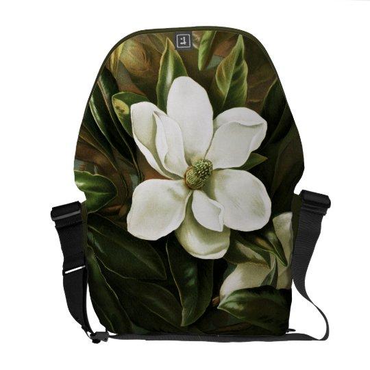 Alicia H. Laird: Magnolia Grandflora Messenger Bag
