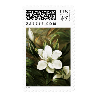 Alicia H. Laird: Magnolia Grandflora Postage