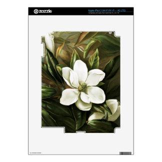 Alicia H Laird Magnolia Grandflora iPad 3 Pegatina Skin