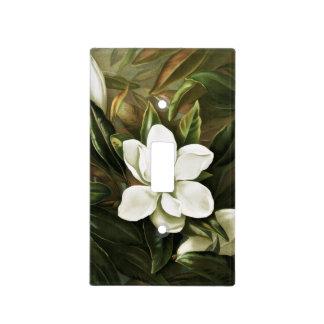 Alicia H. Laird: Magnolia Light Switch Cover