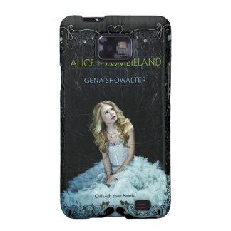Alicia para su galaxia de Samsung Galaxy SII Carcasa