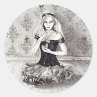 Alicia - pegatina
