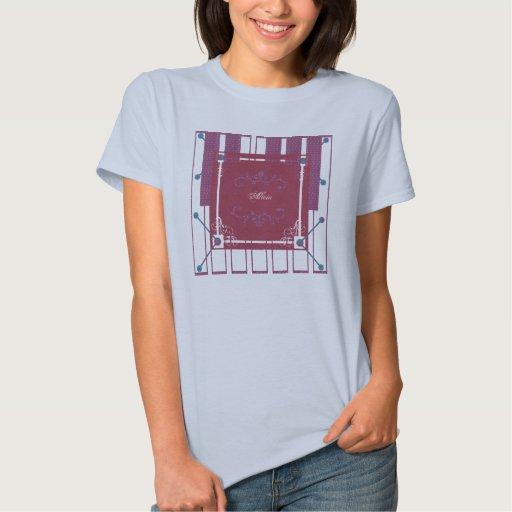 Alicia Tee Shirts