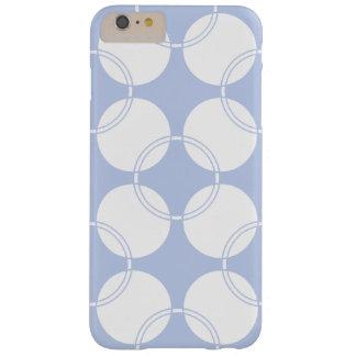 Alicia Wimbledon azul en un jardín inglés del país Funda De iPhone 6 Plus Barely There