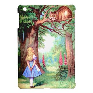 Alicia y el gato de Cheshire en el país de las mar