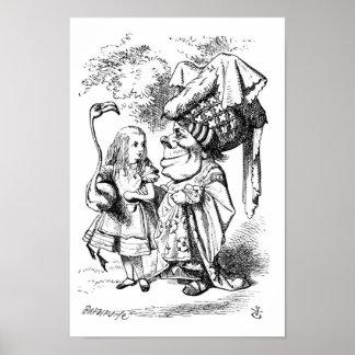 Alicia y la duquesa poster