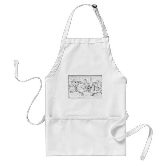 Alicio 2 adult apron