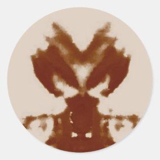 Alien6.jpg Stickers