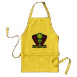 Alien 13th Birthday Gifts Aprons