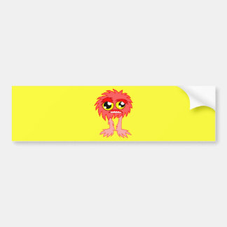 alien-312271 alien monster zombie creature horror bumper sticker