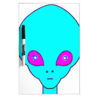 Alien #3 Dry-Erase board