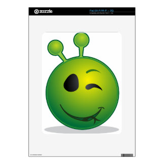 alien-41626 decal for the iPad