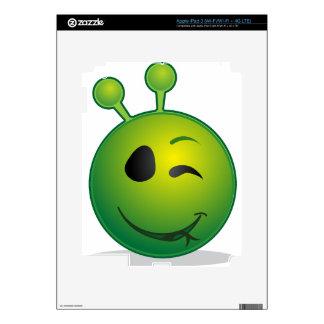 alien-41626 decals for iPad 3