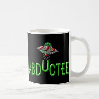 Alien Abductee Coffee Mug