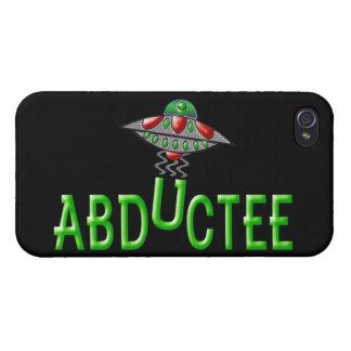 Alien Abductee iPhone 4 Cases