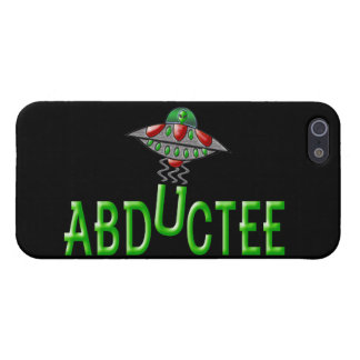 Alien Abductee iPhone SE/5/5s Case