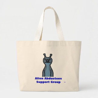 Alien Abductees Support G... Tote Bag